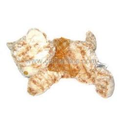 Peluche: gatito suave para cuna de 20 cms. de largo