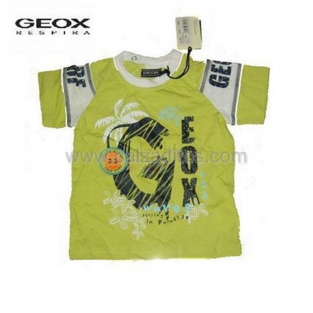 Camiseta GEOX ACID de manga corta