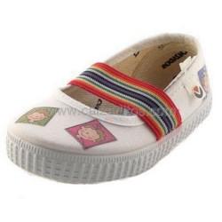 Zapatillas de Victoria de Las tres mellizas