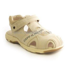 Sandalias de color beige, de Gioseppo Kids