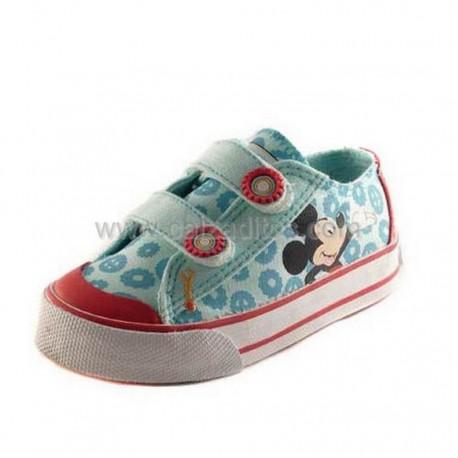 Zapatillas de lonas de Gioseppo de Mickey Mouse (Disney)