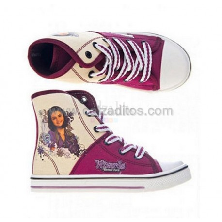 Botas para niña de lona de Wizards Waverly Place