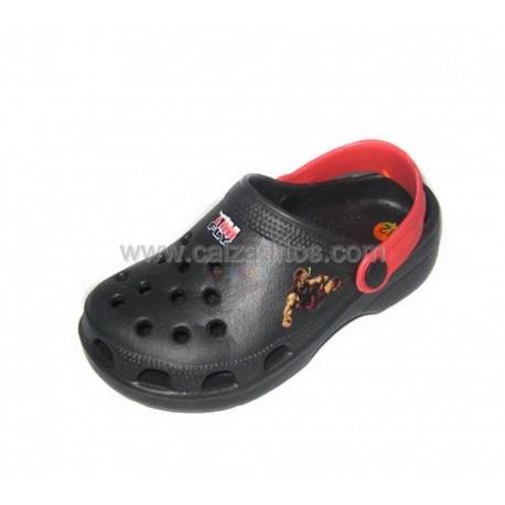 Zapatos negros de agua de Tim Fly