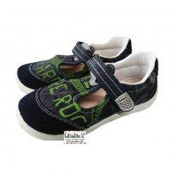 Zapatillas de lona para niño en tejano de Zapy