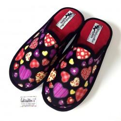 Zapatillas de estar en casa con suela relax de la marca Zel's