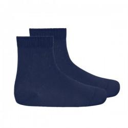 Calcetines cortos de punto liso de Cóndor