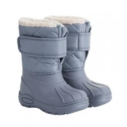 Botas de agua o ski en gris para niños, de Igor