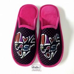 Zapatillas para estar en casa con suela relax de la marca Zel's