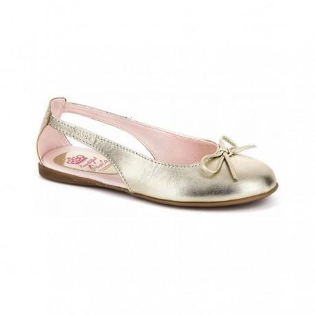 Bailarinas abiertas por los costados de Paola Shoes de Pablosky