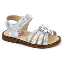 Sandalias de piel para niña de Pablosky