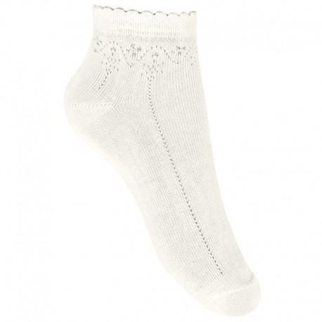 Calcetines tobilleros con calado de Cóndor