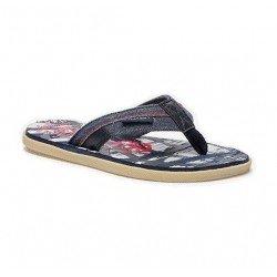 Sandalias de dedo – chanclas esclavas jeans - para niño, de Lois