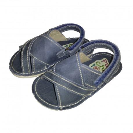 Sandalias de piel para niño de Puchitos