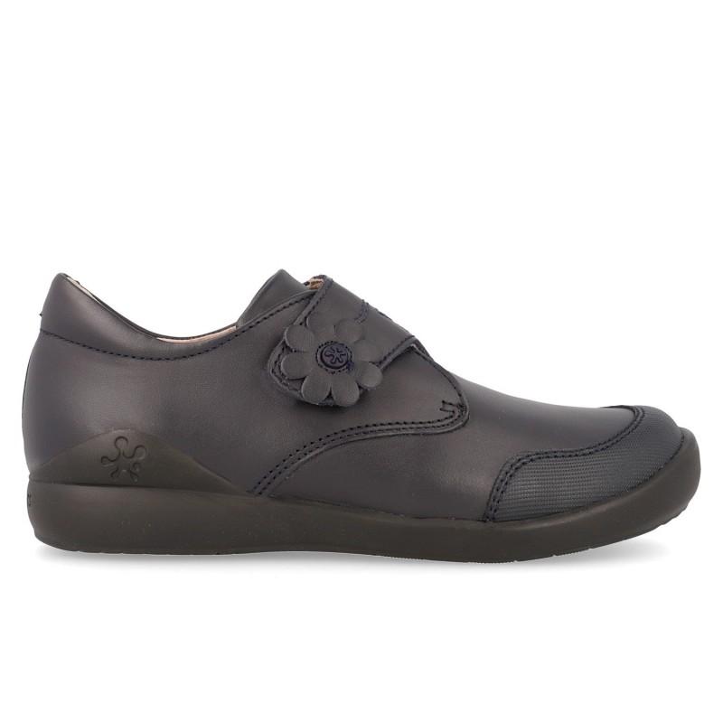 nuevo concepto 7affd 3ccd3 Comprar zapatos colegio niña de piel