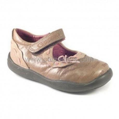 Zapatos de piel para niña, de Gorila