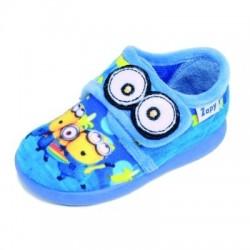 Zapatillas de estar en casa Zapy para niño de los Minions