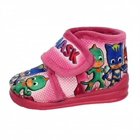 Zapatillas de estar en casa para niña de Pijamask marca Moranchel