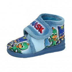 Zapatillas de estar en casa para niño de Pijamask marca Moranchel