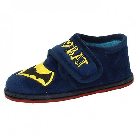 Zapatillas de estar en casa para niño de Batman marca Moranchel