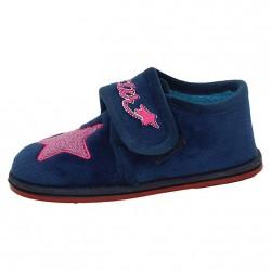 Zapatillas de estar en casa para niña marca Moranchel