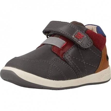 e8bf649a942 Comprar botines para niño de Garvalín con velcro