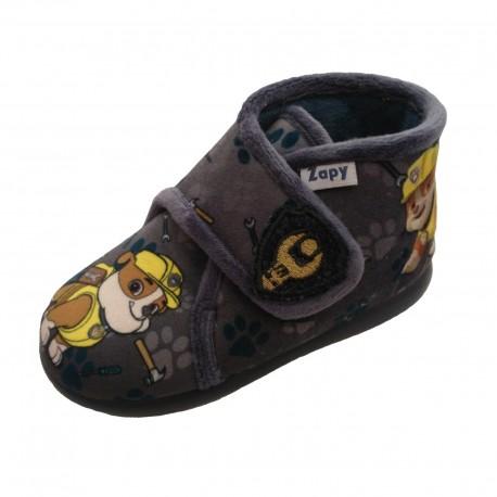 Zapatillas de estar en casa para niño de la Patrulla Canina marca Zapy