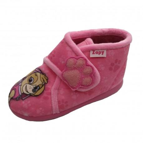 Zapatillas de estar en casa para niña de la Patrulla Canina marca Zapy