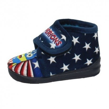Zapatillas de estar en casa para niño de Minions marca Moranchel