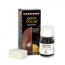 Tinte reparador para cubrir rozaduras en pieles lisas de Tarragó