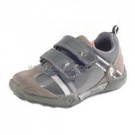 Zapatos-deportivos de niño con dos velcros, de Garvalín