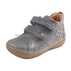 Zapatos abotinados grises, de Biomecanics de Garvalín