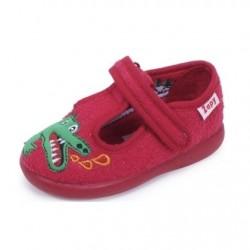 Zapatillas de estar en casa con un dragón de Zapy lonettes