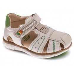 Sandalias de piel para niños de Pablosky