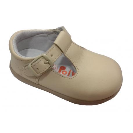 Zapatos de piel para niño de Roly Poly