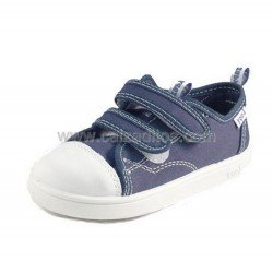 Zapatillas para niño tipo basket con puntera de Zapy