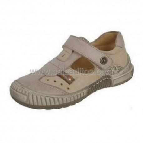 Zapatos-sandalia de niño, de Andanines