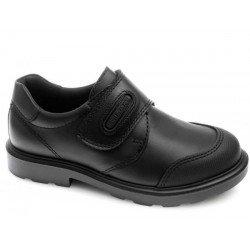 Zapatos colegiales para niño en piel de Pablosky