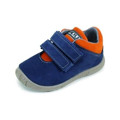 Zapatos deportivos en serraje para niño de Zapy