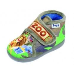 Zapatillas de estar en casa para niño de Zoo marca Zapy