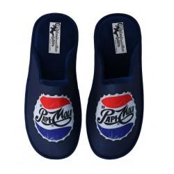 Zapatillas cerradas de estar en casa Papá Mola, de Zel's