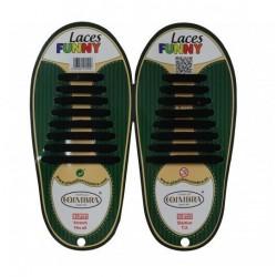 Cordones redondos normales para calzado de la marca Plantillas Coimbra