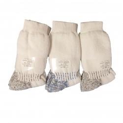 Lote de 3 pares de calcetines técnicos de algodón