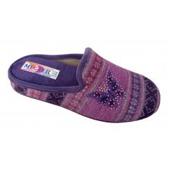 Zapatillas de estar en casa con plantilla acolchada de Muyter