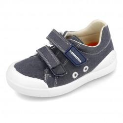 Zapatillas de lona con dos velcros de Biomecanics