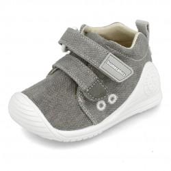 Zapatillas de loneta para niño o niña, de Biomecanics