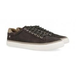 Zapatillas sneakers para hombre con suelas blancas de Gioseppo