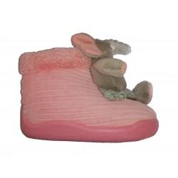 Zapatillas de estar en casa tipo bota con elefante de Chi@boy