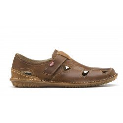Sandalias para caballero con pala picada de On Foot