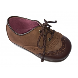 Zapatos tipo blucher de Roly Poly