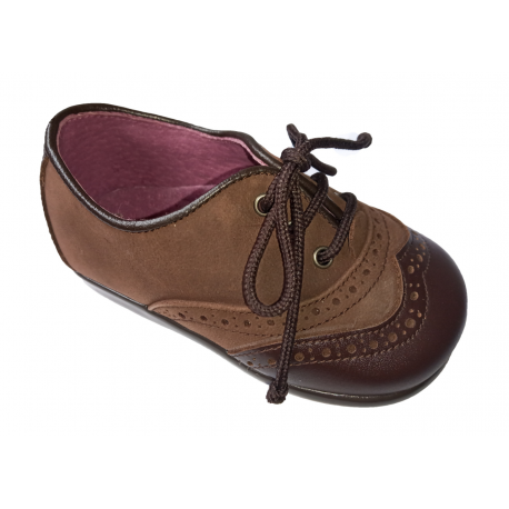Zapatos tipo blucher de Roly Poly